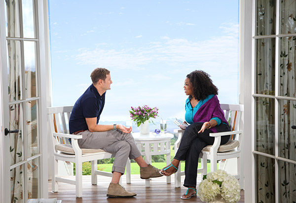 No Hell Bell to 'Talk About God' on Oprah Winfrey's 'Super Soul Sunday'