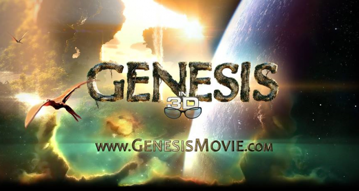 Innovative New Creation Film to 'Bring Genesis to Life' With Cutting-Edge 3D Animation