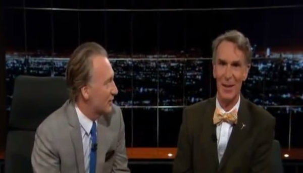 'Religion is the Enemy of Science': Bill Maher Urges 'The Science Guy' to Attack Biblical Creation