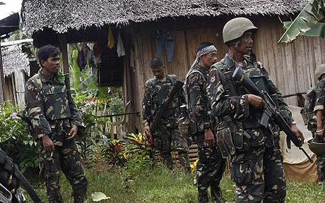 Filipino Pastor Held Hostage By Muslim Rebels