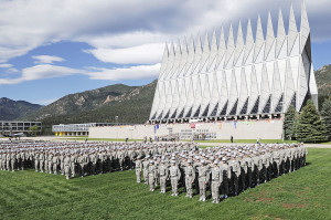 Air Force Academy pd