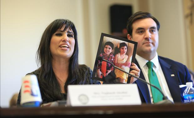 Wife of American Pastor Imprisoned in Iran Testifies to Congress: 'I Fear He Will Be Left to Die'