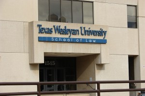 Texas Wesleyan University credit David Tribble
