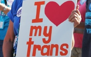 Transgender Sign Credit Tim Evanson