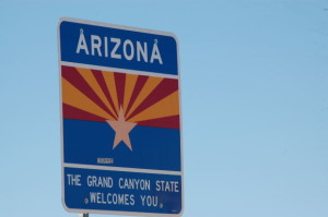 Arizona sign pd