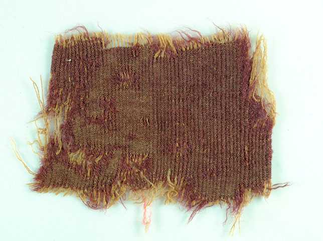 'Extremely Significant' 2,000-Year-Old Dyed Fabrics Discovered in Israel