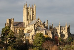 Wells Cathedral Credit Rodw