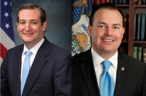 Ted Cruz + Mike Lee