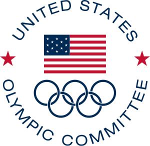 U.S. Olympic Committee logo