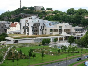 Scottish Parliament Credit G. Laird