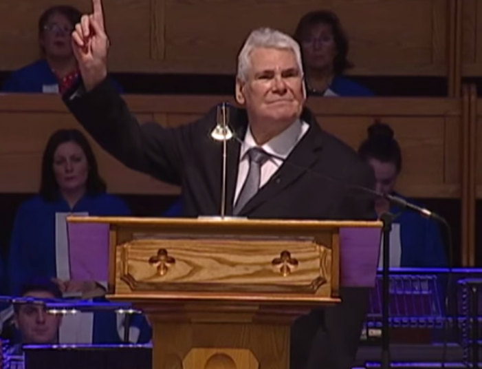 Pastor Appears in Court Over 'Hate Crime' of Calling Islam 'Satanic,' 'Heathen' During Sermon