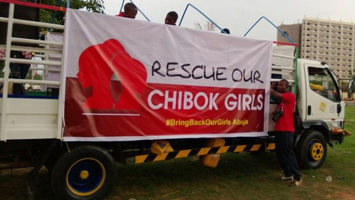 21 Nigerian Girls Freed From Boko Haram United With Families