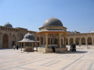 Syrian Mosque
