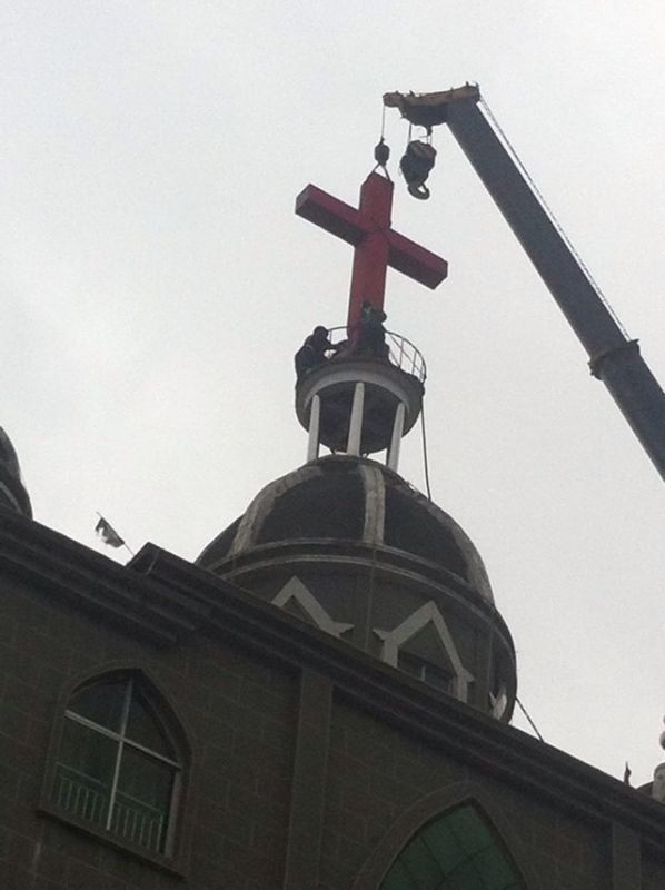 Chinese Government Continues Demolition of Church Crosses