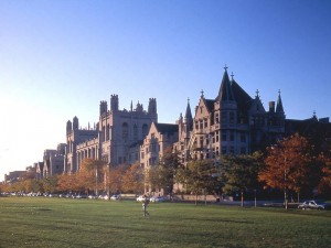 University of Chicago pd