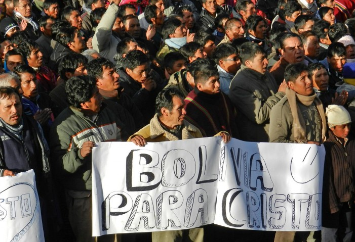 Evangelism Could Be Banned in Bolivia