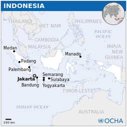 Indonesia Credit UN Office for the Coordination of Humanitarian Affairs