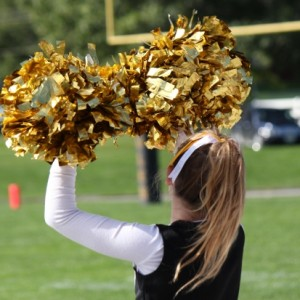 Cheerleader pd