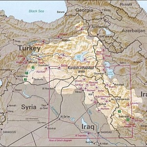 Kurdish map pd
