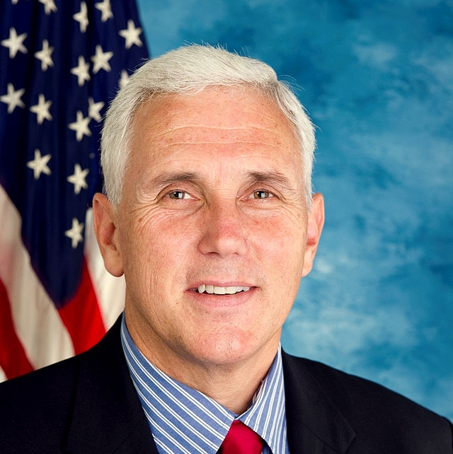 Trump Announces Indiana Gov. Mike Pence, Who Backed Down on Religious Freedom Act, as Running Mate