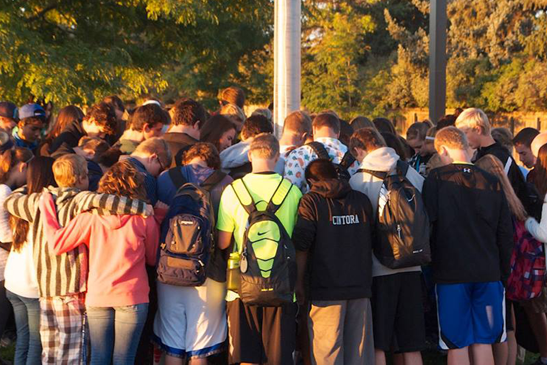 meet at the pole day