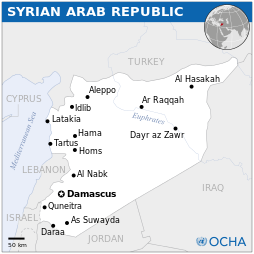 ISIS Claims Responsibility as Dozens Killed in Syrian Bombings