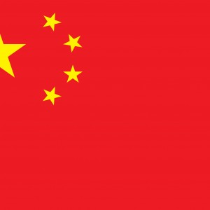 Chinese Flag pd