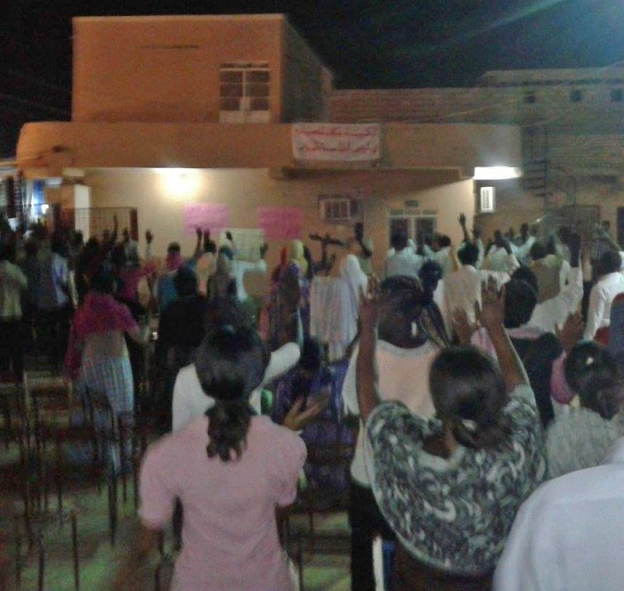 Sudanese Police Arrest Church Leaders for Refusing to Surrender Church Property