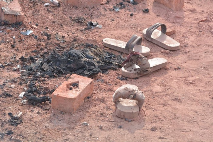 50 Arrested After Muslim Mob Throws Christian Couple Into Fire, Burning Them to Ashes