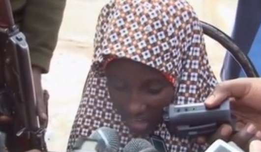 Teen Given Up By Father to Boko Haram Says Group Tried to Force Her to Be Suicide Bomber