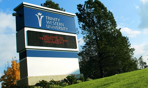 Trinity Western University to No Longer Require Students to Sign Lifestyle Covenant Saving Sex for Marriage