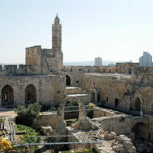 Tower of David Credit Wayne McLean