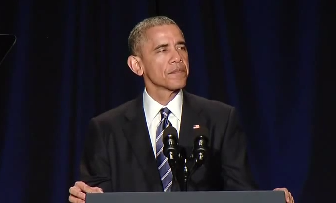 Obama: Religious Liberty 'Doesn't Grant Us Freedom to Deny' Homosexual 'Rights'