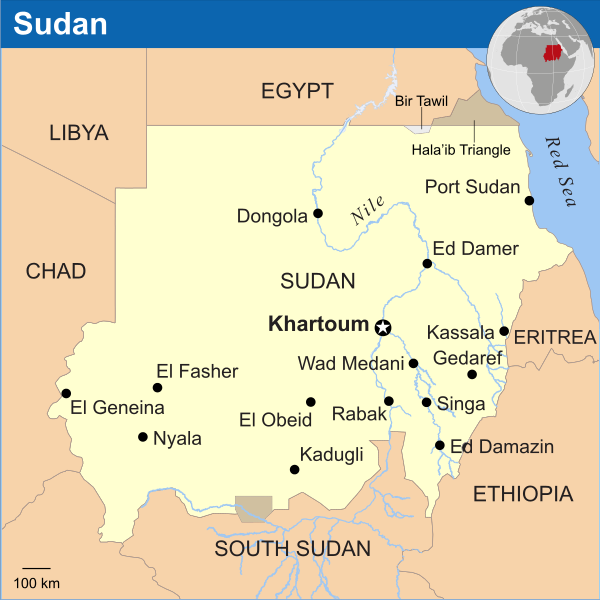 Muslims Suspected in Burning of Sudanese Church Building