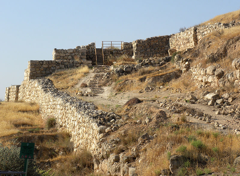 Lachish Credit Wilson44691