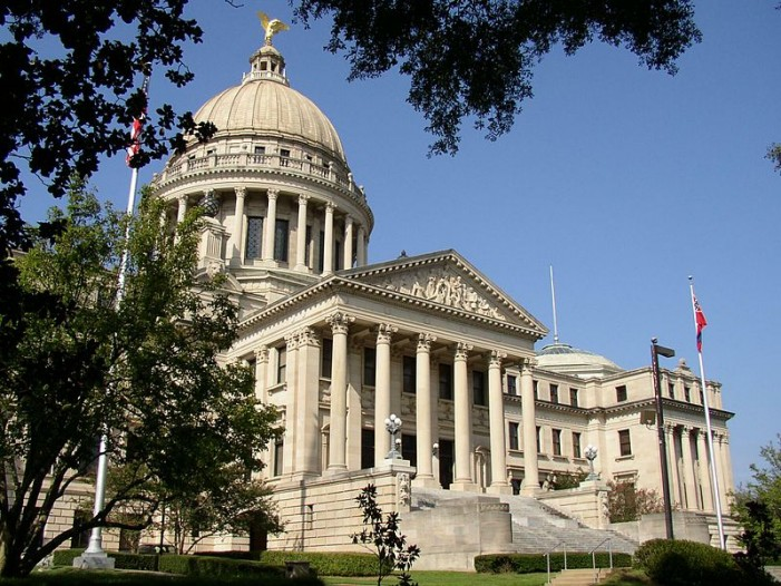 Mississippi Considering Getting Out of Marriage Business Altogether Following Supreme Court Ruling