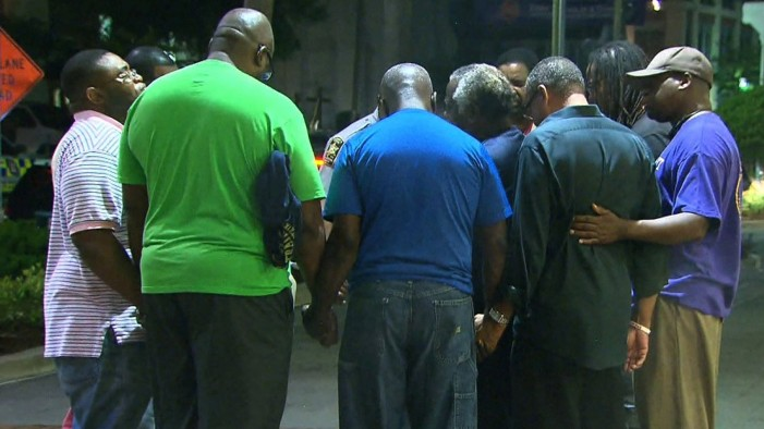 Gunman Kills Nine After Opening Fire on Service at Historic African American Church