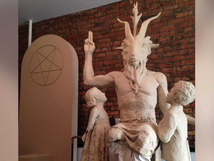 Satanic Temple's Quest to Erect Homage to Satan at Arkansas Capitol to Have Public Hearing