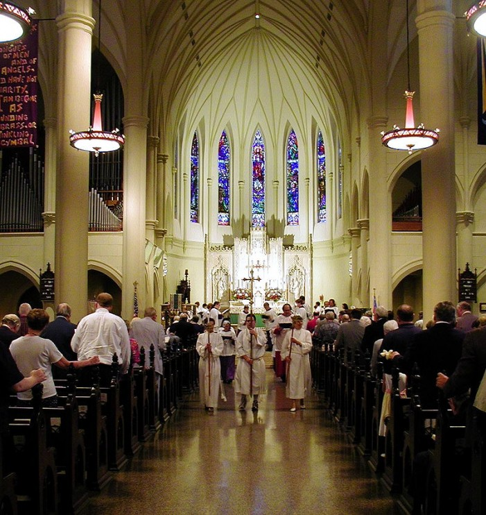 Episcopalians Vote to Allow Ministers to Officiate Same-Sex 'Weddings'