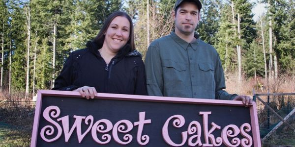 Aaron and Melissa Klein of Sweet Cakes by Melissa