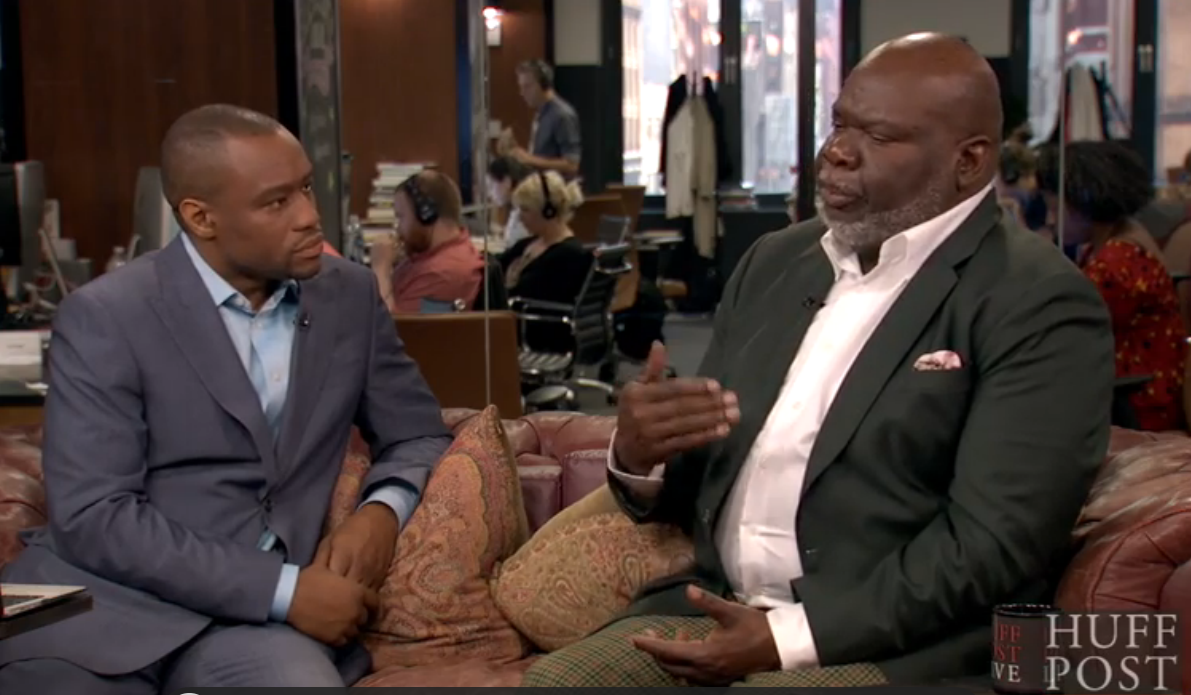 T D  Jakes 'Shocked' After Theology Called Into Question Following