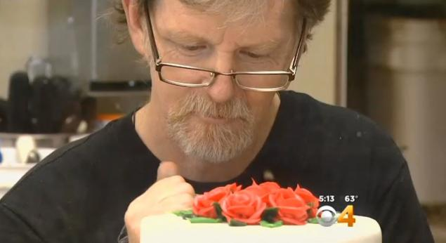 Supreme Court Rules for Colorado Baker Who Refused to Make Same-Sex Wedding Cake
