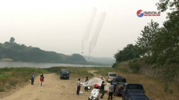 Ministry Uses Balloons to Reach North Korea with the Gospel