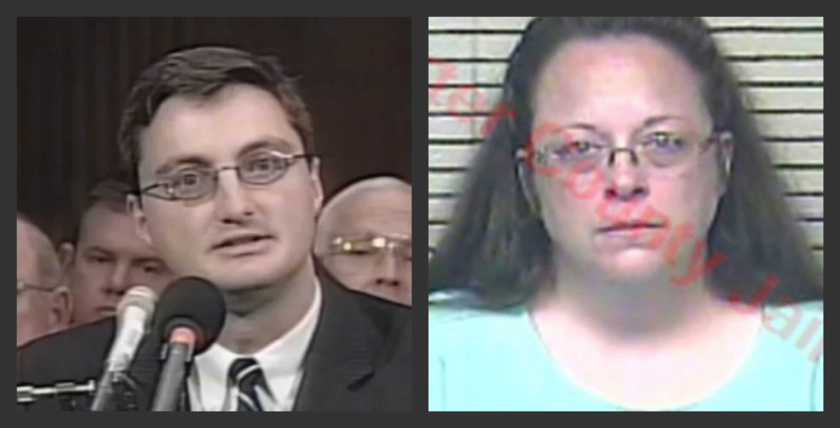 Judge Who Jailed Kim Davis Also Ordered Opposition to Sodomites to be Re-Educated