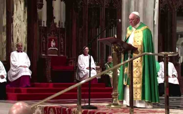 'I Unite Myself': 'Pope' Calls Muslims 'Brothers and Sisters' in Message at St. Patrick's Cathedral