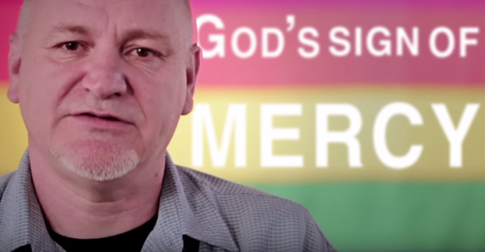 'Take the Rainbow Back': Mercy Day Aims to Celebrate the Mercy of God on Sinful Man