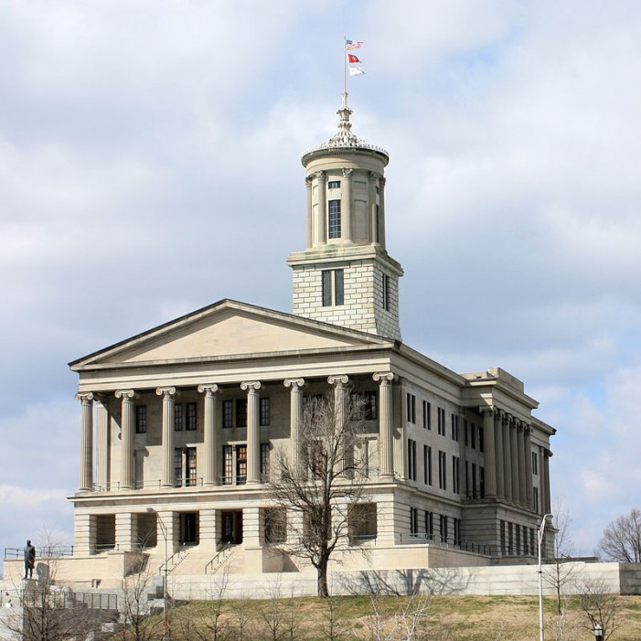 Tennessee Becomes Fifth to Call for Convention to Give Power Back to States