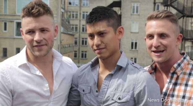 Homosexual Men 'Divorce' to Become Threesome, Now Plan to Use Sisters as Surrogates