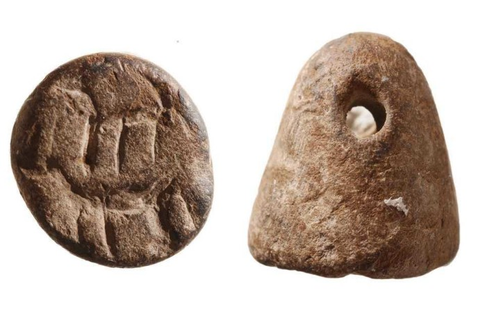 A Relic from Solomon's Temple? Rare 3,000-Year-Old Seal Discovered on Temple Mount