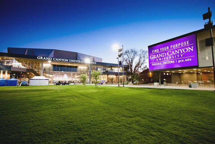 Evangelical Grand Canyon University to Grant Employee Benefits to Homosexual Staff